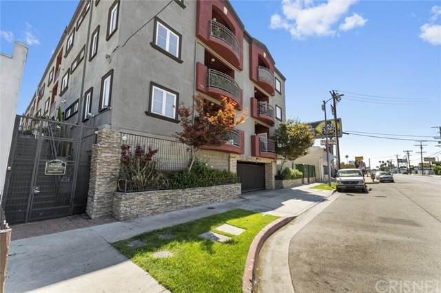 11124 Burbank Boulevard #303, North Hollywood, CA 91601 (#SR21166847) :: The Parsons Team