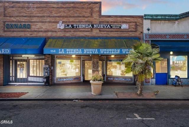 114 E 5th Street, Oxnard, CA 93030 (#V1-7461) :: TruLine Realty