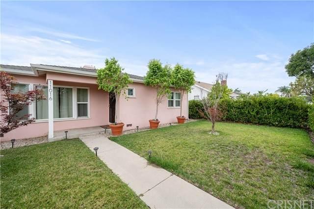 11016 Califa Street, North Hollywood, CA 91601 (#SR21166995) :: The Parsons Team