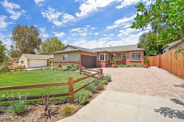 11011 Yarmouth Avenue, Granada Hills, CA 91344 (#221004175) :: Montemayor & Associates