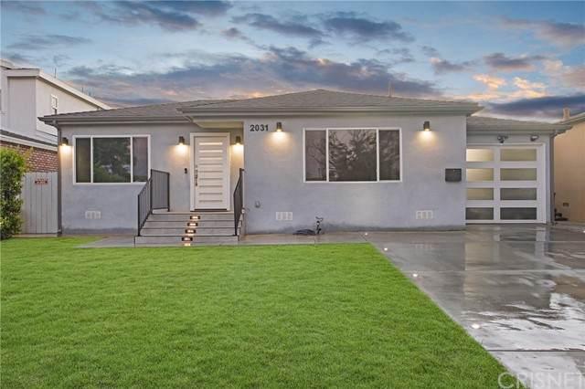 2031 N Pass Avenue, Burbank, CA 91505 (#SR21151840) :: Montemayor & Associates
