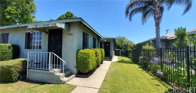 11000 Yukon Avenue, Inglewood, CA 90303 (#SR21165760) :: The Bobnes Group Real Estate