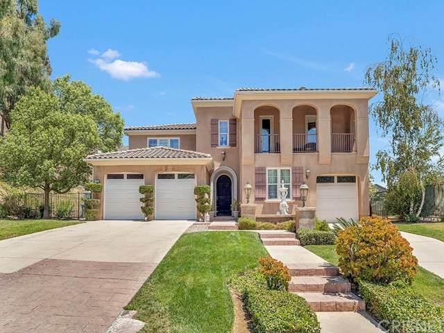 159 Laurel Ridge Drive, Simi Valley, CA 93065 (#SR21165570) :: Compass