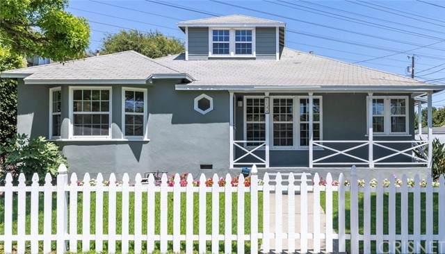 1144 N Evergreen Street, Burbank, CA 91505 (#SR21167606) :: Montemayor & Associates