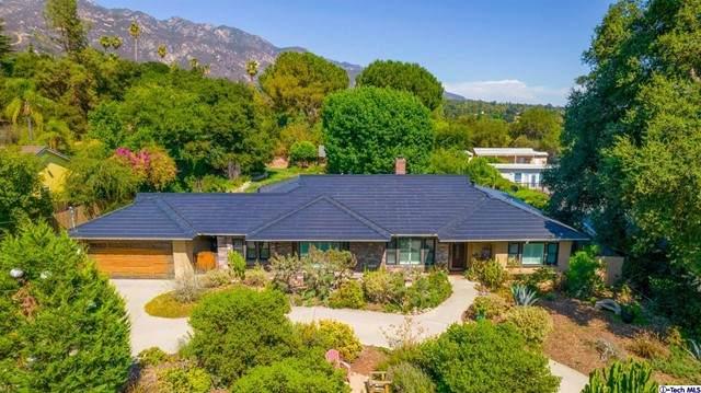 3526 Canyon Ridge Drive, Altadena, CA 91001 (#320007082) :: Lydia Gable Realty Group