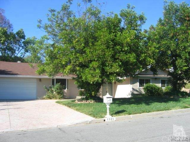 1321 Calle Pimiento, Thousand Oaks, CA 91360 (#SR21168058) :: TruLine Realty