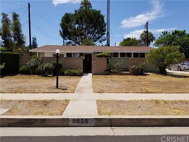 8635 Casaba Avenue, Winnetka, CA 91306 (#SR21162009) :: Lydia Gable Realty Group