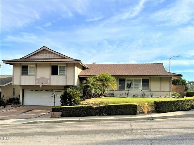 2636 Willowhaven Drive, La Crescenta, CA 91214 (#P1-5978) :: The Grillo Group