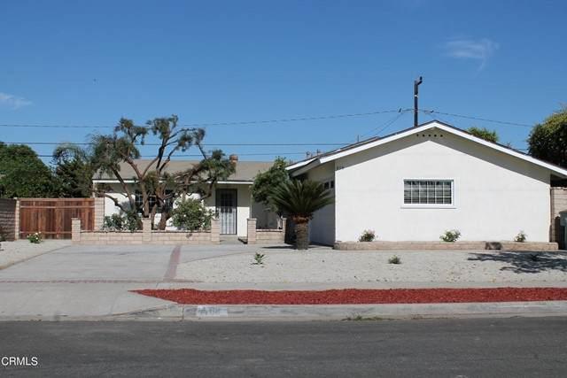 478 Walker Avenue, Camarillo, CA 93010 (#V1-7505) :: TruLine Realty