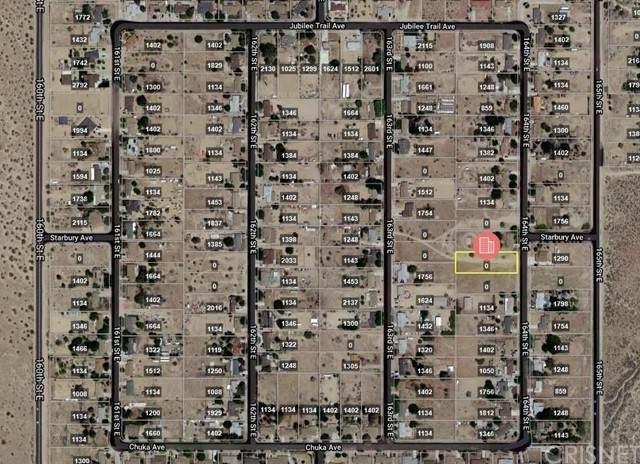 0 E 164th Street, Palmdale, CA 93591 (#SR21168885) :: Lydia Gable Realty Group