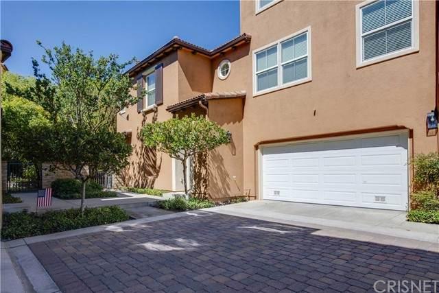 27039 Fairway Lane #63, Valencia, CA 91381 (#SR21168933) :: Vida Ash Properties | Compass