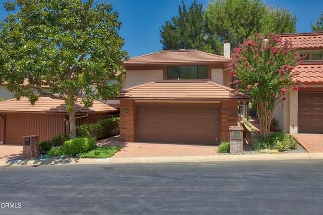 769 Starlight Heights Drive, La Canada Flintridge, CA 91011 (#P1-5987) :: Lydia Gable Realty Group