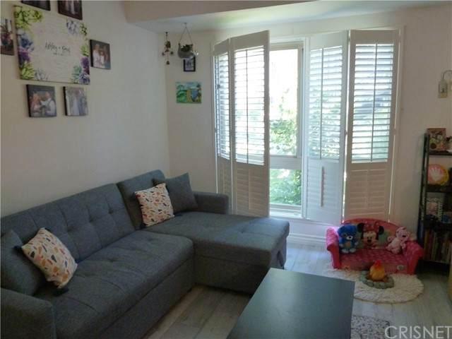 6021 Fountain Park Lane #6, Woodland Hills, CA 91367 (#SR21166652) :: Lydia Gable Realty Group
