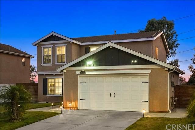 15217 Carey Ranch Lane, Sylmar, CA 91342 (#SR21169099) :: TruLine Realty