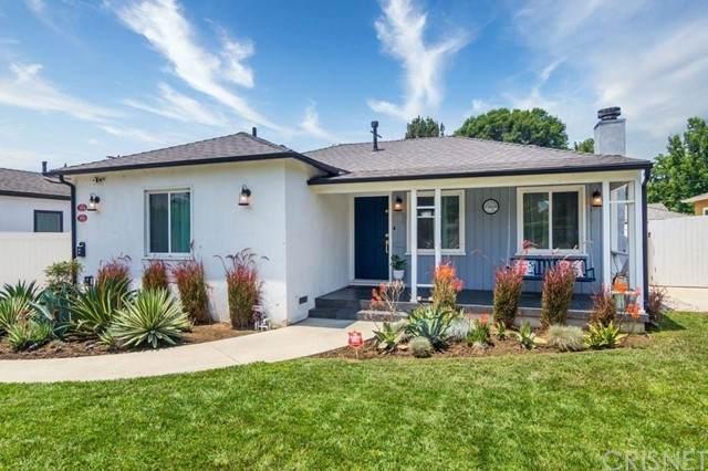 5633 Natick Avenue, Sherman Oaks, CA 91411 (#SR21168458) :: The Suarez Team