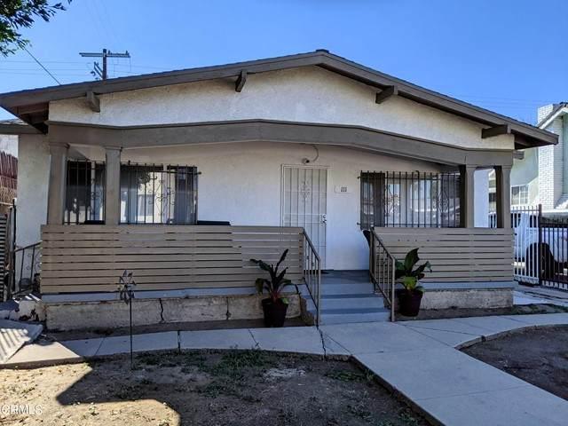 111 N Dillon Street, Los Angeles, CA 90026 (#P1-5996) :: TruLine Realty