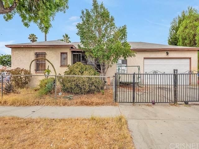 13673 Remington Street, Arleta, CA 91331 (#SR21169789) :: The Suarez Team
