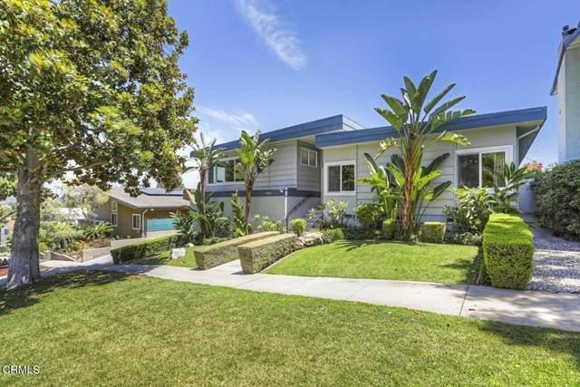 1262 Via Del Rey, South Pasadena, CA 91030 (#P1-6003) :: TruLine Realty