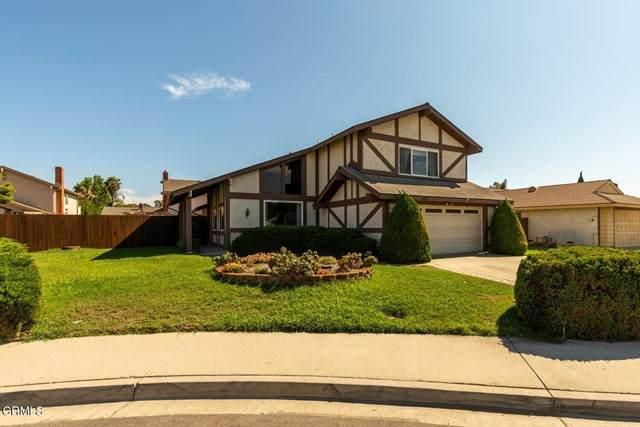 2466 Deerfield Court, Camarillo, CA 93010 (#V1-7542) :: TruLine Realty