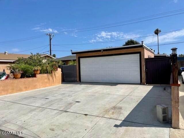 412 Sherman Avenue, Moorpark, CA 93021 (#221004251) :: TruLine Realty