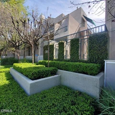 1310 E Orange Grove Boulevard #101, Pasadena, CA 91104 (#P1-6007) :: TruLine Realty