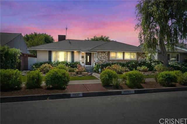 7037 Aldea Avenue, Lake Balboa, CA 91406 (#SR21166631) :: TruLine Realty