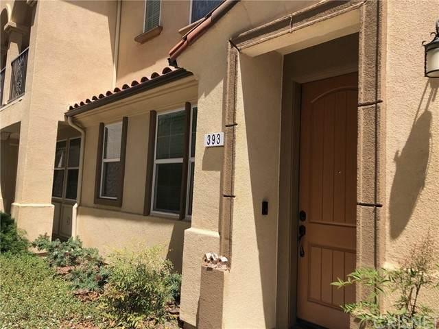 393 Castiano Street, Camarillo, CA 93012 (#SR21113912) :: TruLine Realty
