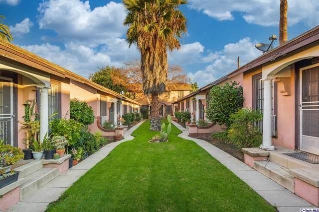 417 Riverdale Drive #417, Glendale, CA 91204 (#320007121) :: TruLine Realty