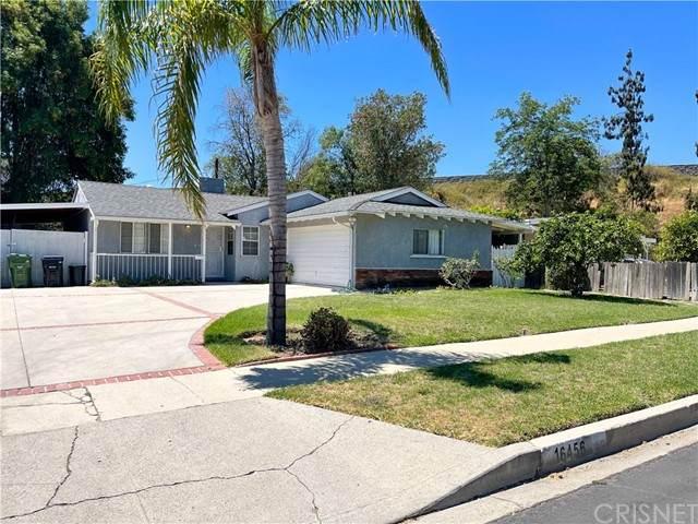 16456 Donmetz Street, Granada Hills, CA 91344 (#SR21170397) :: TruLine Realty