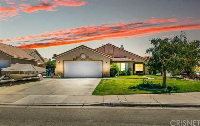 36402 Crimson Court, Palmdale, CA 93550 (#SR21170906) :: TruLine Realty