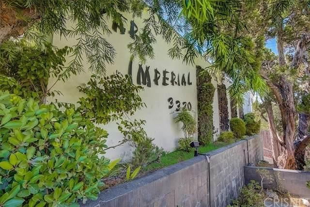 3320 Griffith Park Boulevard #6, Los Feliz, CA 90027 (#SR21171134) :: TruLine Realty