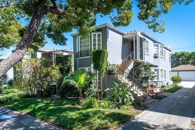 809 E Doran Street, Glendale, CA 91206 (#320007118) :: TruLine Realty