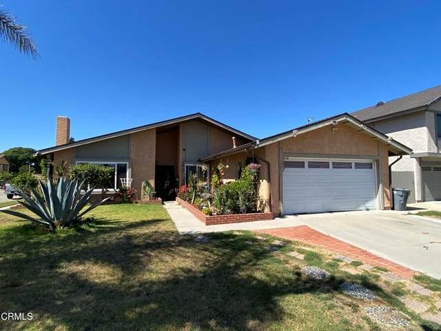 3061 Ketch Place, Oxnard, CA 93035 (#V1-7574) :: TruLine Realty