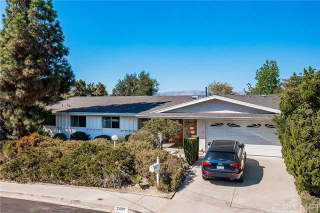 23507 Aetna Street, Woodland Hills, CA 91367 (#SR21169475) :: TruLine Realty