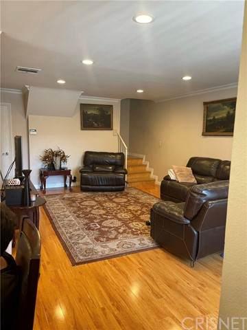 10757 Hortense Street #211, North Hollywood, CA 91602 (#SR21172045) :: The Bobnes Group Real Estate