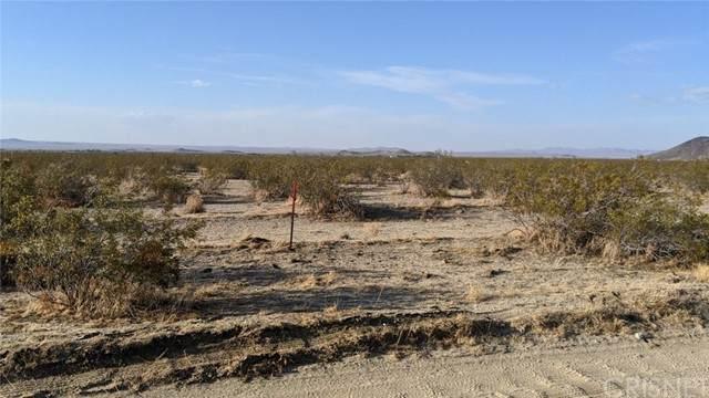 0 Vic Ave T-12/Largo Vista Rd, Llano, CA 93544 (#SR21173758) :: Vida Ash Properties | Compass