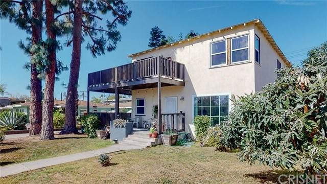 1255 Del Rey Avenue, Pasadena, CA 91107 (#SR21173939) :: The Suarez Team