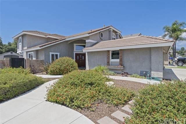 5105 Via Del Valle Street, La Verne, CA 91750 (#SR21177258) :: The Bobnes Group Real Estate