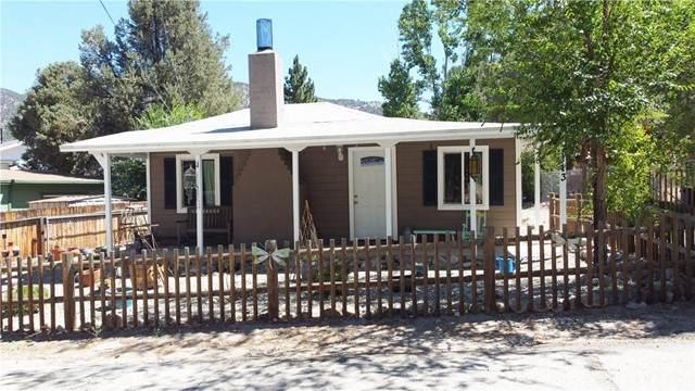 7113 Lakeview Drive, Frazier Park, CA 93225 (#SR21177504) :: The Suarez Team