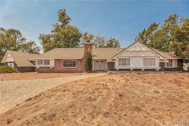 34045 Castlehaven Road, Agua Dulce, CA 91390 (#SR21181095) :: The Bobnes Group Real Estate