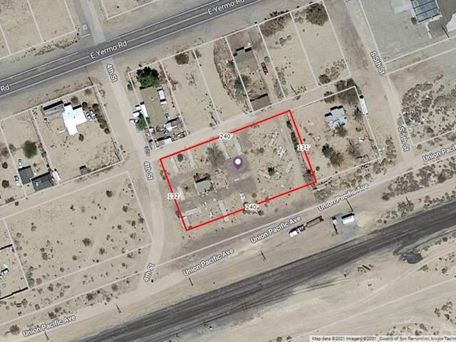 401 Union Pacific Avenue, Yermo, CA 92398 (#SR21172219) :: Vida Ash Properties | Compass