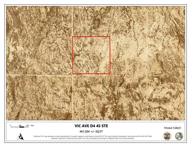 45 Vac/Vic Avenue D4/45 Ste, Redman, CA 93535 (#SR21166076) :: The Bobnes Group Real Estate