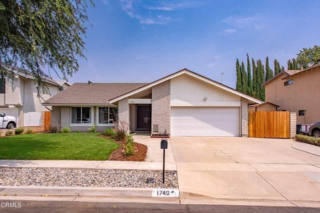 1740 Dulcie Court, Simi Valley, CA 93063 (#V1-7885) :: Lydia Gable Realty Group