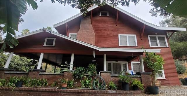 2824 Rock Glen Avenue, Eagle Rock, CA 90041 (#SR21183857) :: Lydia Gable Realty Group