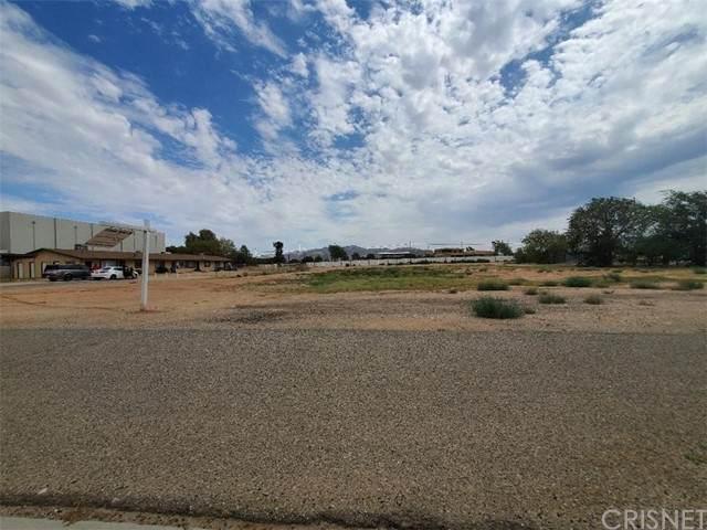 0 Navajo Road, Apple Valley, CA 92308 (#SR21184361) :: The Bobnes Group Real Estate