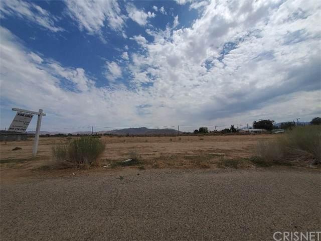 0 Navajo Rd, Apple Valley, CA 92308 (#SR21184349) :: The Bobnes Group Real Estate