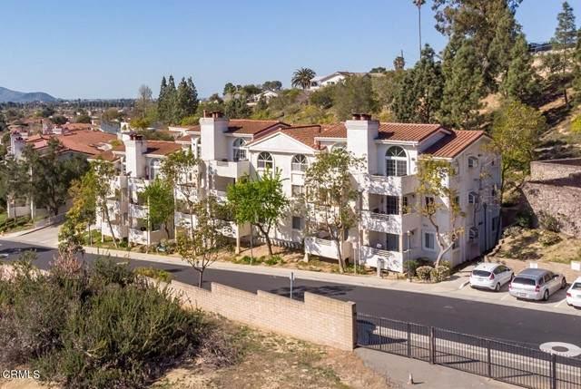 2803 Antonio Drive #306, Camarillo, CA 93010 (#V1-7907) :: The Bobnes Group Real Estate