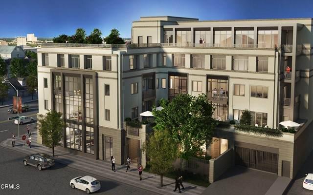 233 N Hudson Avenue, Pasadena, CA 91101 (#P1-6313) :: The Bobnes Group Real Estate