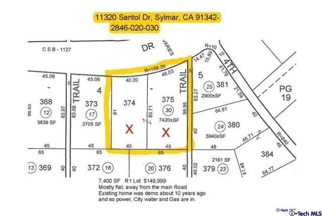 11320 Santol Drive, Sylmar, CA 91342 (#320007274) :: The Suarez Team