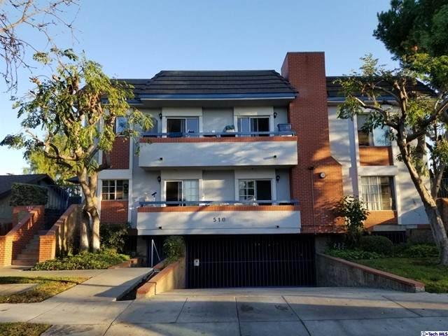 510 Justin Avenue #204, Glendale, CA 91201 (#320007328) :: The Bobnes Group Real Estate